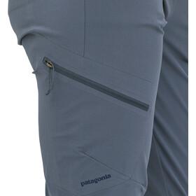 Patagonia Chambeau Rock Pantalones Mujer, azul